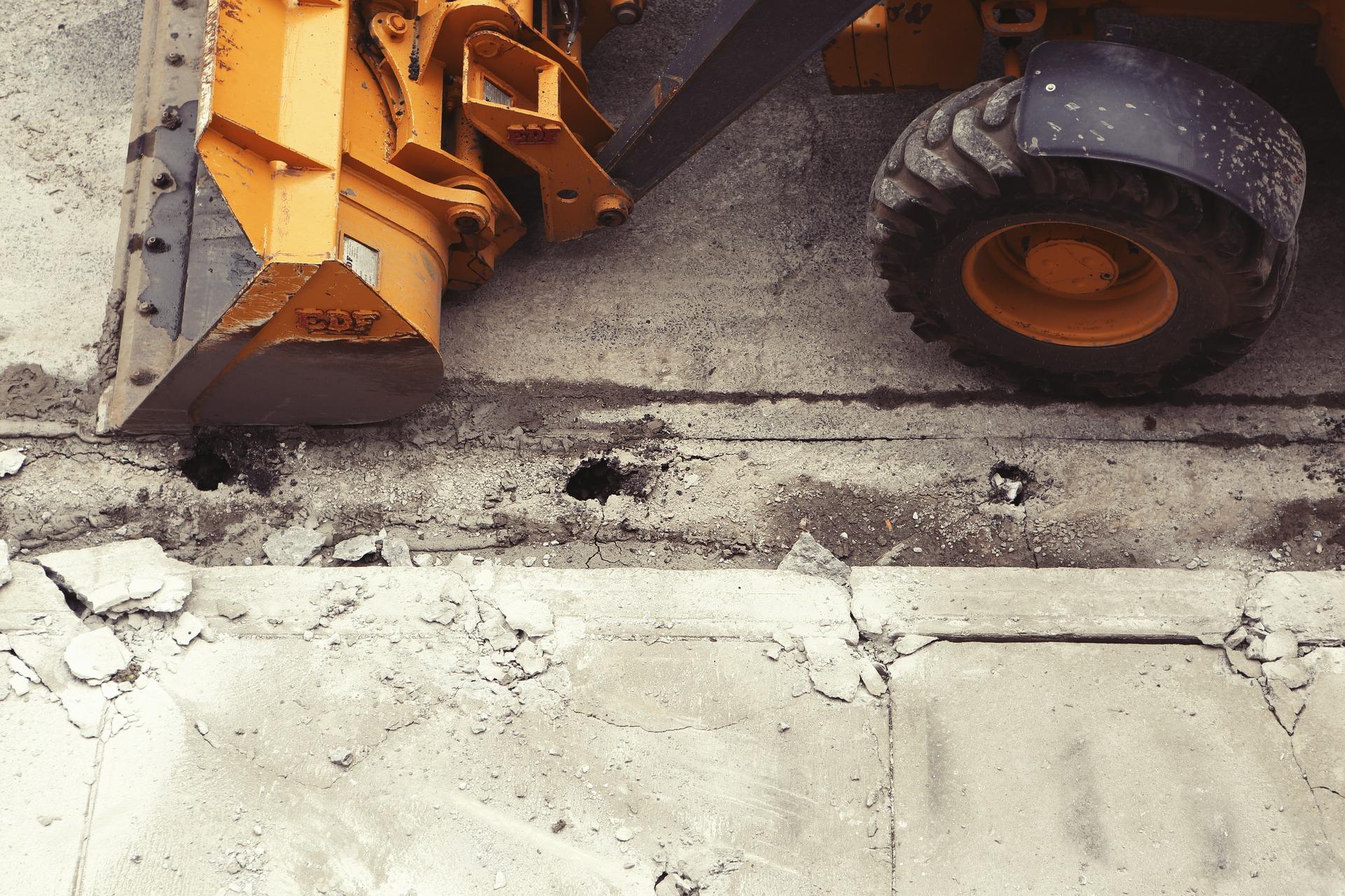 Quels sont les engins utilisés sur un chantier ?