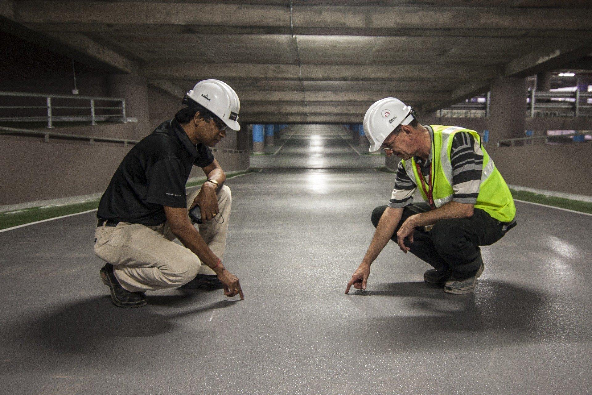 Qui intervient lors d'un projet de construction?